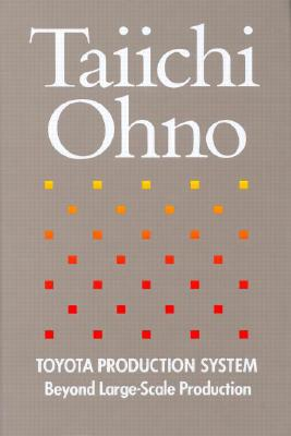 Toyota Production System By Ohno, Taiichi