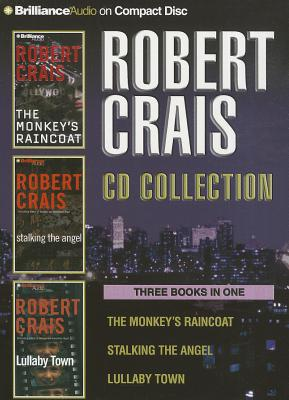 [CD] Robert Crais Cd Collection 2 By Crais, Robert